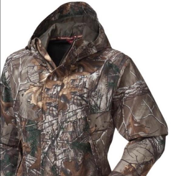 3cfdb36eb6387 Field & Stream Jackets & Coats   Field Stream Every Hunt Lined Camo ...